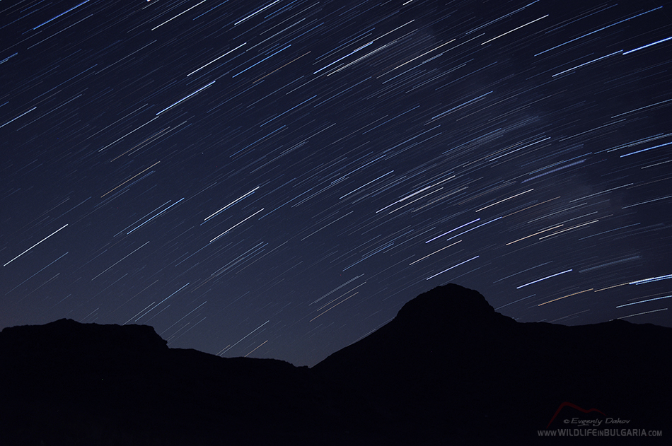 Eho Star Trails