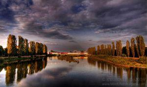Пешеходният мост - Пловдив